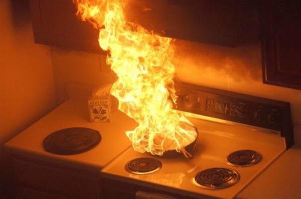Mơ thấy bếp lửa cháy