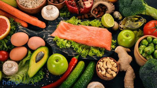 Chuẩn bị sức khỏe trước khi mang thai với chế độ ăn uống khoa học