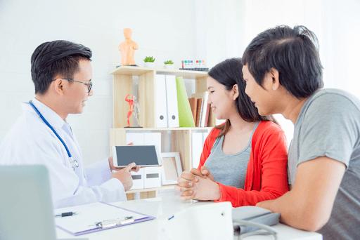 Nên khám sức khỏe trước khi mang thai