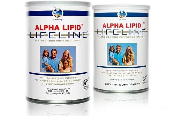 Sữa non Alpha Lipid uống lúc nào là tốt nhất?