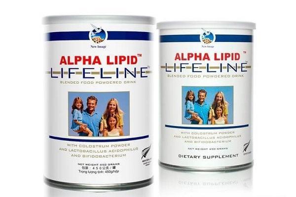 Đâu là công dụng đúng nhất về sữa non Alpha Lipid Lifeline
