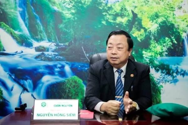 Chủ tịch Hội đông Y Hà Nội, Cố vấn TTĐY Chân Nguyên-Tiến sĩ Nguyễn Hồng Siêm
