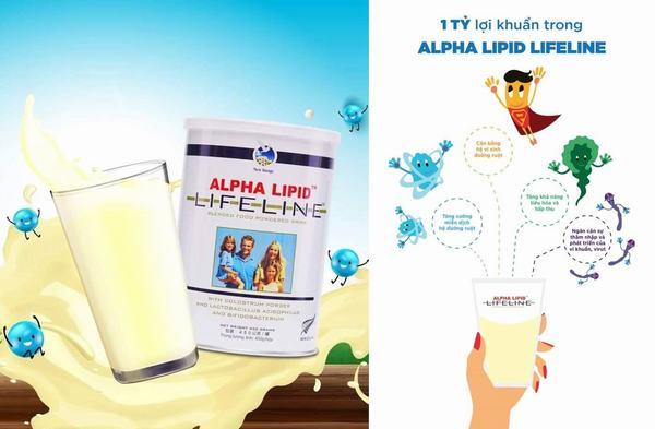 Sữa non Alpha Lipid uống lúc nào là tốt nhất? 3