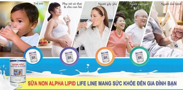 Sữa non Alpha Lipid uống lúc nào là tốt nhất? 4