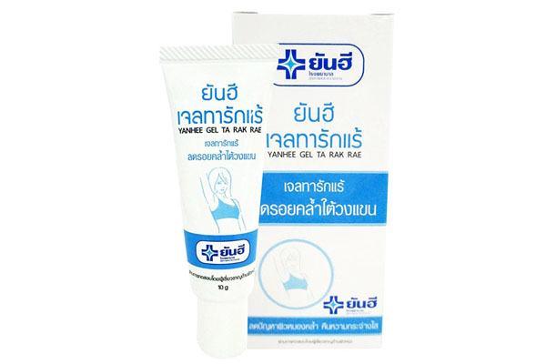 Kem trị thâm nách, thâm mông Yanhee Gel Ta Rak Rea Thái Lan