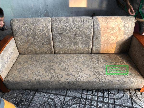 Địa chỉ giặt ghế sofa tại nhà TPHCM đảm bảo giá rẻ, uy tín 1