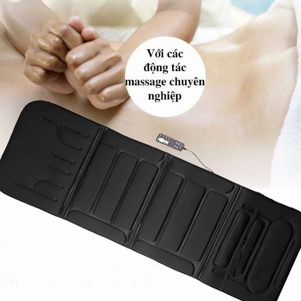 Top 5 loại đệm massage đáng mua nhất hiện nay 2