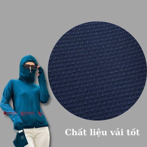Chất vải có khả năng làm mát, thoáng khí