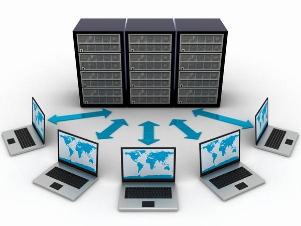 VPS được ảo hóa như một máy tính con trong máy chủ vật lý