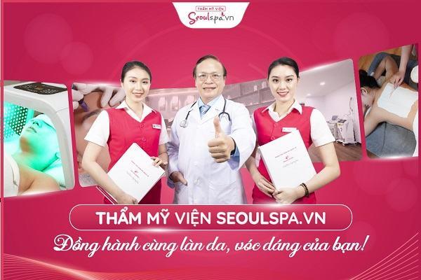Đội ngũ bác sĩ, chuyên viên Seoul Spa có chuyên môn cao và tận tâm với khách hàng