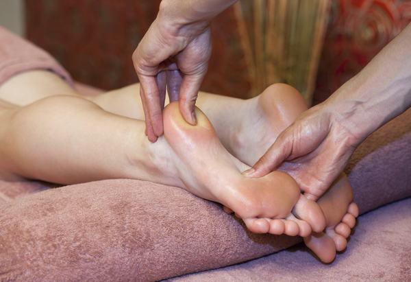 12 bước massage chân và lợi ích đối với cơ thể 5