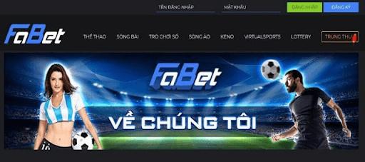 FABET- Link vào nhà cái FABET uy tín số 1 Việt Nam 2