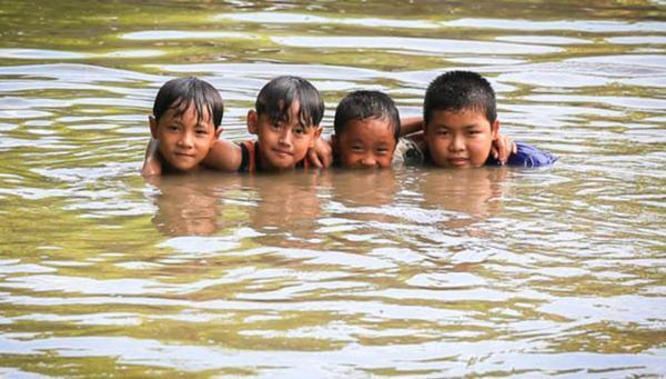 Nằm mơ thấy tắm sông, tắm suối thì đánh con gì dễ trúng nhất? 3